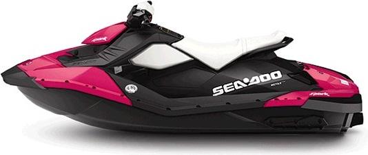 Гидроциклы SEA DOO Spark