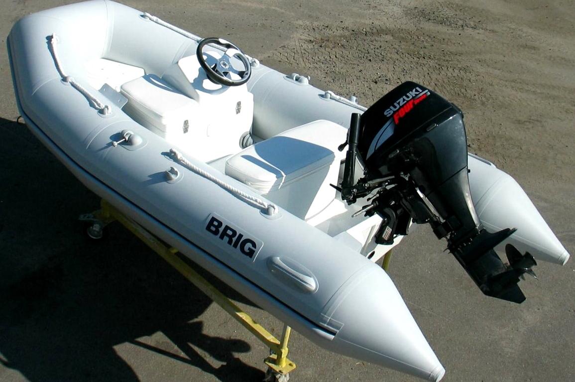 лодка - модель FALCON 330 L