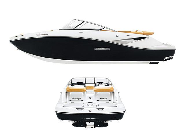 спортивная лодка Sea-Doo модели 210 Challenger SE