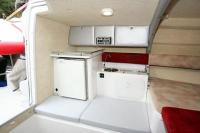катер Сobra 2650