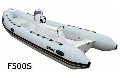 лодки Falcon riders модель F500