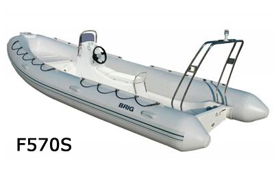 лодки Falcon riders модель F570