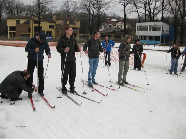 лыжи, снегоходы