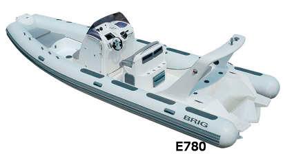 Лодки EAGLE E780