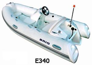 Лодки EAGLE 340