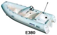 Лодки EAGLE 380