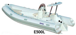 Лодки EAGLE E500L