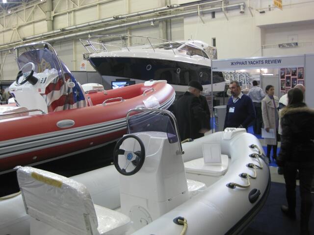 Лодка Falcon 450 Delux