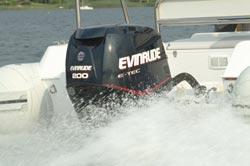 Evinrude 250