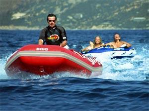 Надувные лодки БРИГ