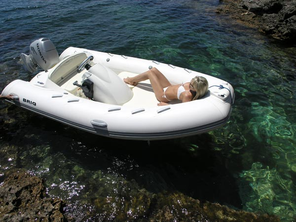 Лодка Бриг