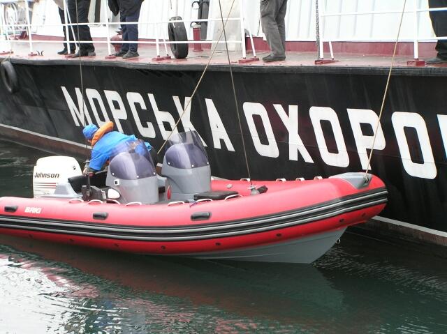 Лодки BRIG в разной цветовой гамме