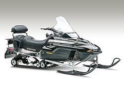 Снегоход SKI-DOO Legend GT550. 2004