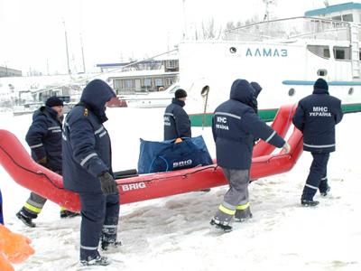 Многофункциональная надувная спасательная лодка (МНСЛ)