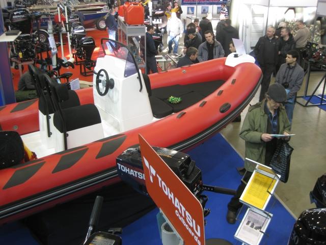 лодки BRIG  navigator