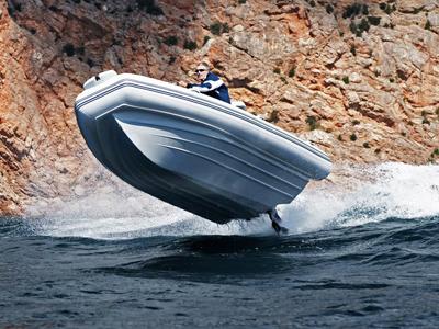 Надувная лодка Eagle 580