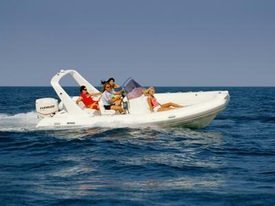 Надувная лодка Eagle 645