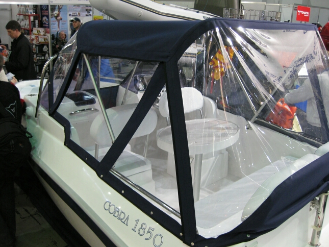 катера COBRA 1850 ТС/SC