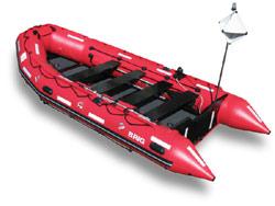 Надувные лодки БРИГ/BRIG серии RESCUE - C8.