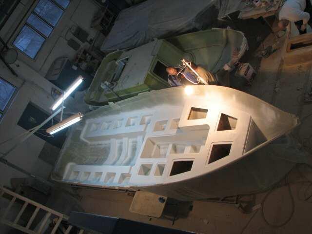 производство катеров, лодок, обслуживание катеров, лодок